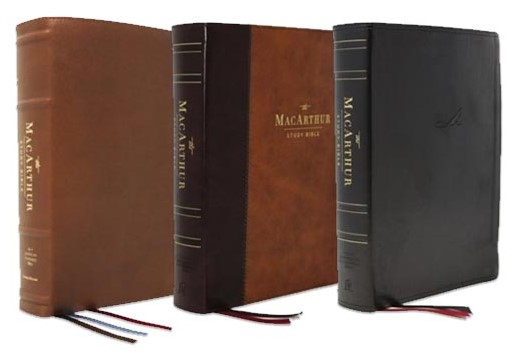Buy your copy of The MacArthur Study Bible in the Bible Gateway Store where you'll enjoy low prices every day