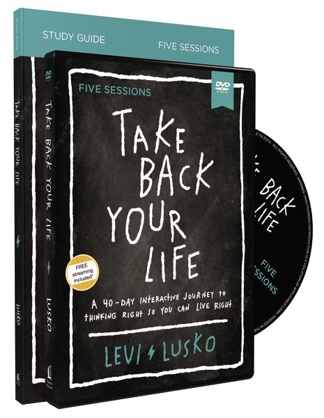 Buy your copy of Take Back Your Life: A 40-Day Interactive Journey to Thinking Right So You Can Live Right DVD in the FaithGateway Store where you'll enjoy low prices every day