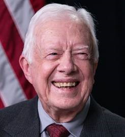 Jimmy Carter. Photo credit: LBJ Library