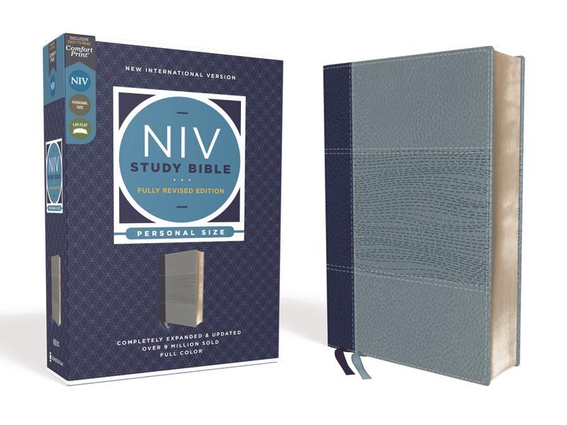 Buy your copy of NIV Study Bible, Fully Revised Edition in the FaithGateway Store where you'll enjoy low prices every day