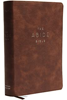 Buy your copy of The Abide Bible in the FaithGateway Store where you'll enjoy low prices every day