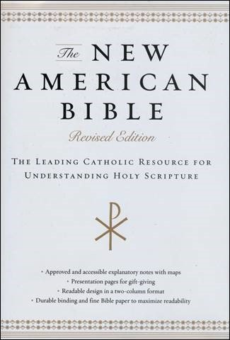 Buy your copy of the New American Bible Revised Edition in the FaithGateway Store where you'll enjoy low prices every day