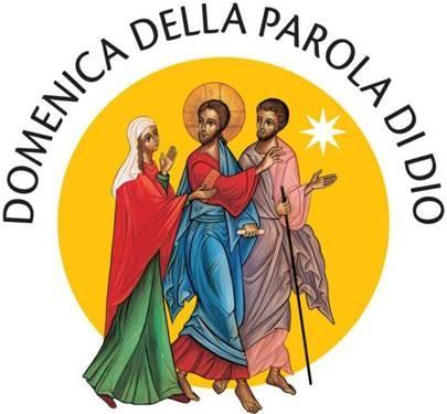 Sunday of the Word of God logo