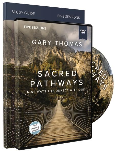 Buy your copy of Sacred Pathways Study Guide with DVD in the FaithGateway Store where you'll enjoy low prices every day