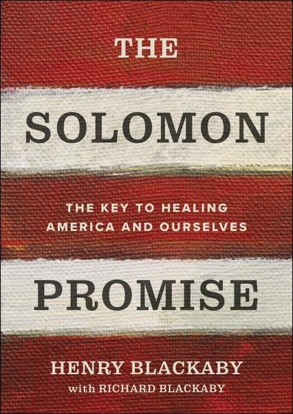 Buy your copy of The Solomon Promise: The Key to Healing America and Ourselves in the FaithGateway Store where you'll enjoy low prices every day
