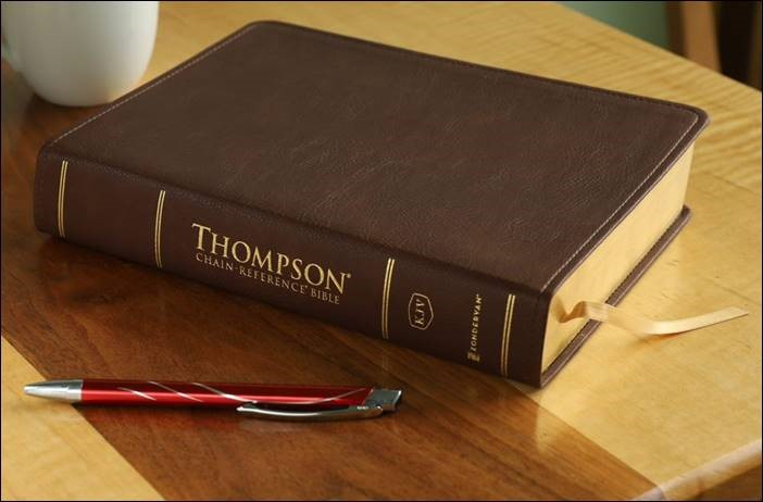 Buy your copy of the Thompson® Chain-Reference® Bible in the FaithGateway Store where you'll enjoy low prices every day