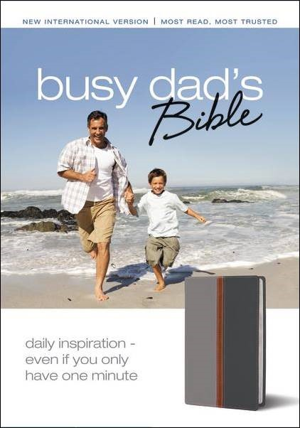 Buy your copy of the Busy Dad's Bible in the FaithGateway Store where you'll enjoy low prices every day