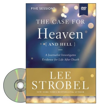 Buy your copy of The Case for Heaven (and Hell) Video Study DVD in the FaithGateway Store where you'll enjoy low prices every day