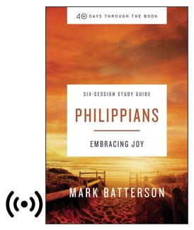 Buy your copy of Philippians Study Guide plus Streaming Video: Embracing Joy in ChurchSource where you'll enjoy low prices every day