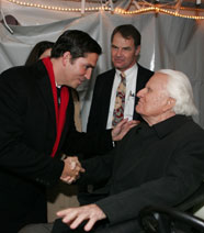Billy Graham: Jim Caviezel's 'Person of Interest'