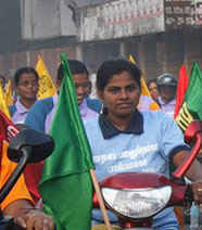 Women of India Shine with Christ's Light
