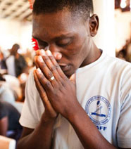 A Weekend of Prayer and Fasting in Haiti