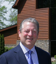 Former Vice President Al Gore Tours Billy Graham Library