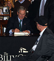 George W. and Laura Bush Make History at Billy Graham Library