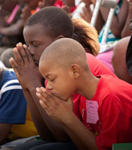 Children: The Foundation of the New Haiti