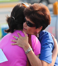Rapid Response Team Shares Hope in Joplin