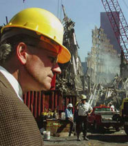 Out of the Ashes of 9/11, A Ministry is Born