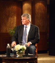 Hyderabad Pastors Welcome Franklin Graham