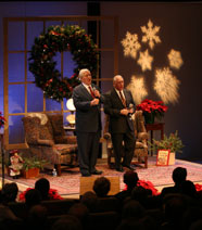 Christmas at The Cove: A Joyous Celebration
