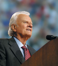 Billy Graham on Evil, Suffering, Death