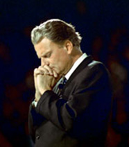 Billy Graham's Prayer for the New Year