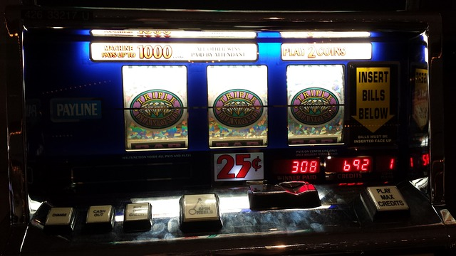 slot machine luck