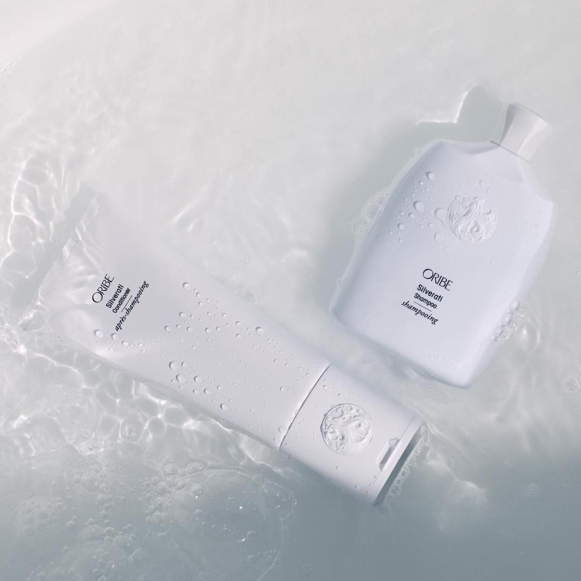 Oribe silverati shampoo and conditioner