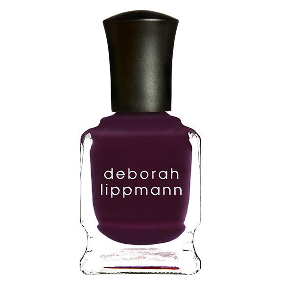 Deborah Lippmann Roar Collection, Berry wine nail polish