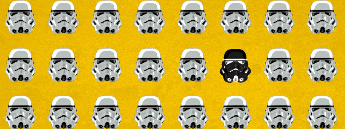 Why Racism Towards 'Star Wars' Black Stormtrooper is Ironic