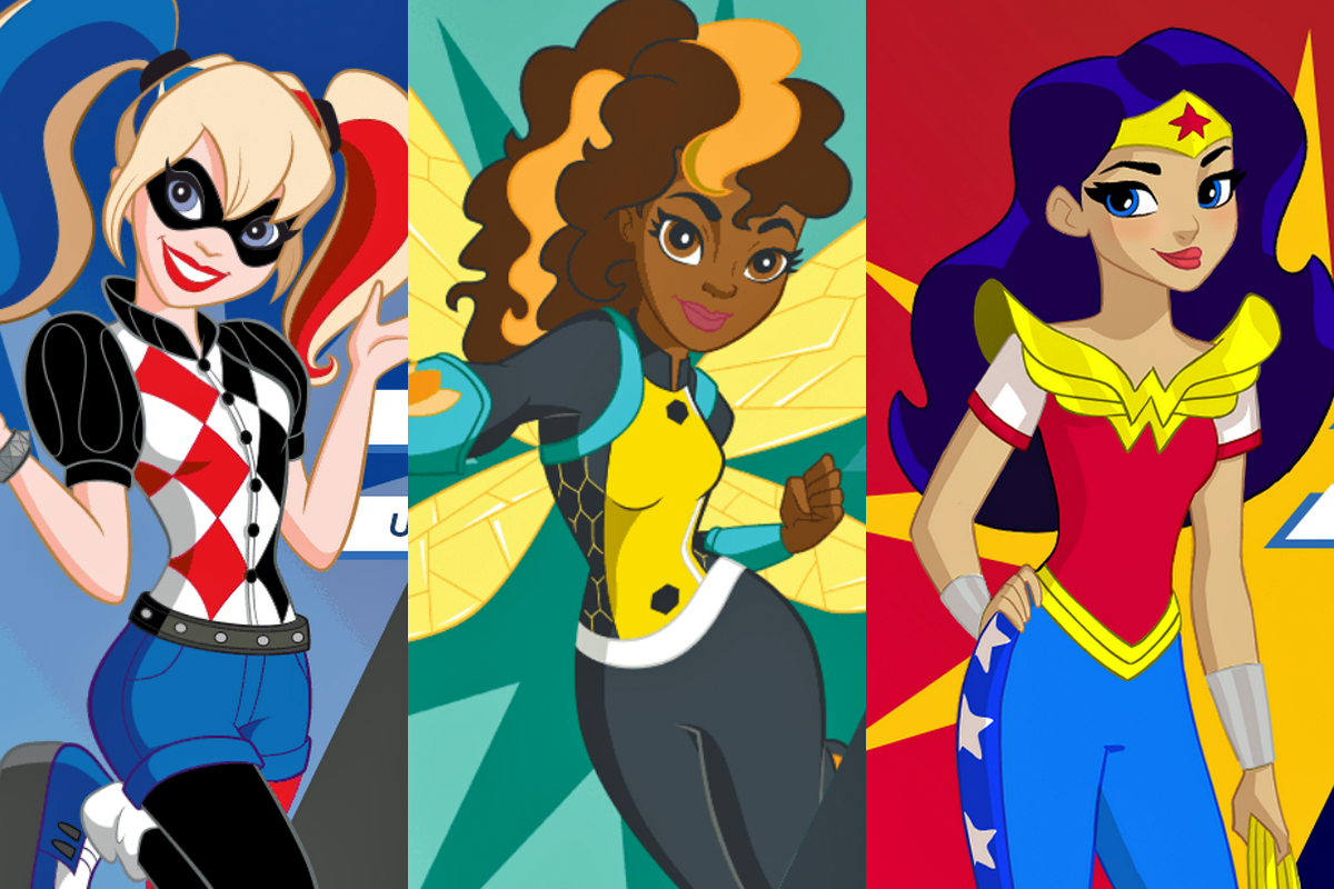 Black women super heros-8423