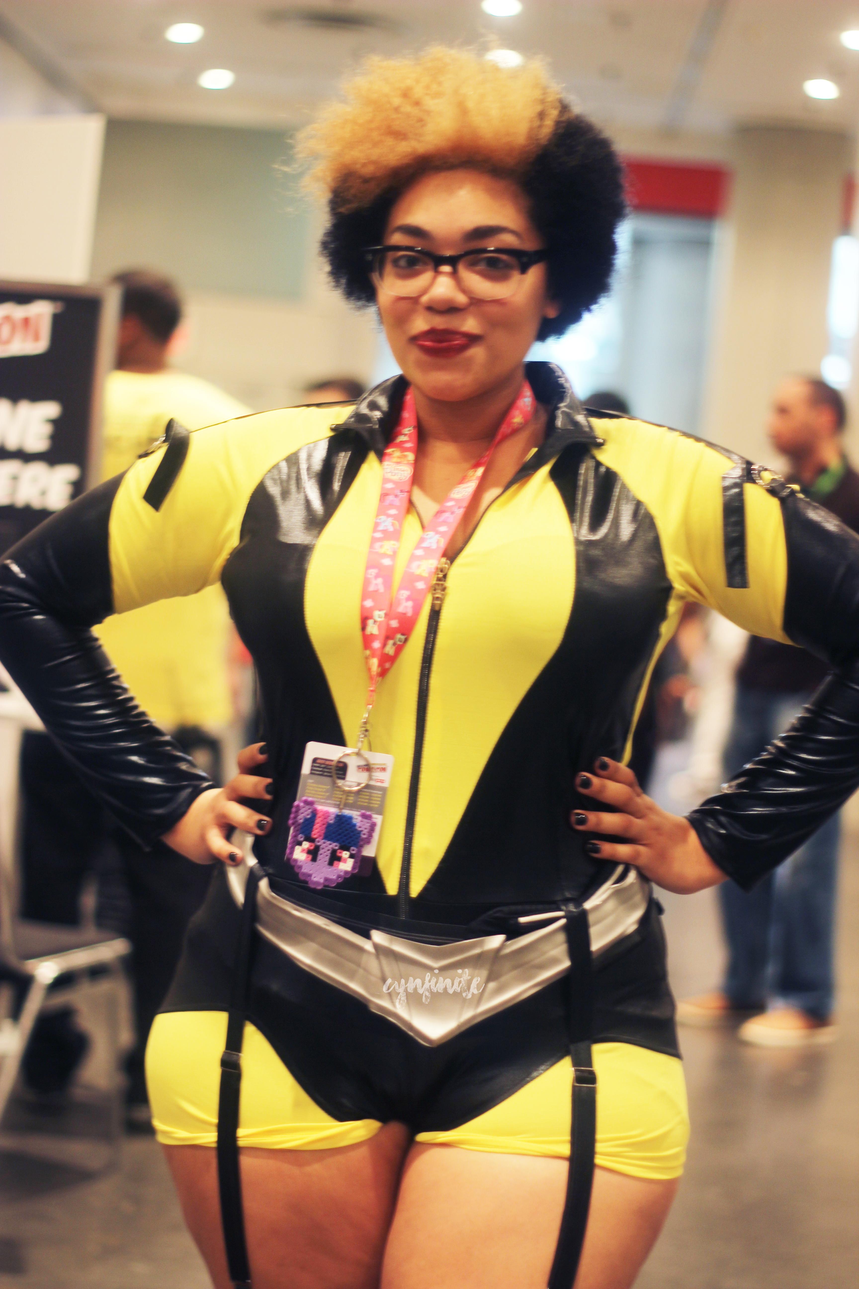 comiccon9 - black girl nerds