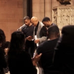 Harry Belafonte Michael B Jordan #MLKNOW
