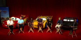Cars 3-Press Conference