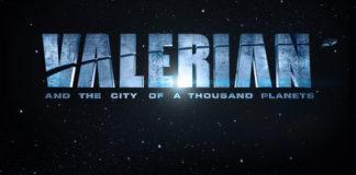 Valerian Movie Logo
