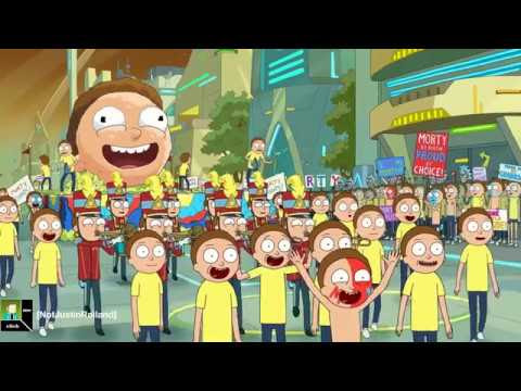 All The Other And Rick And Mortys A Rick And Morty Side Adventure