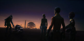 Star Wars Rebels Season 4, Star Wars Rebels