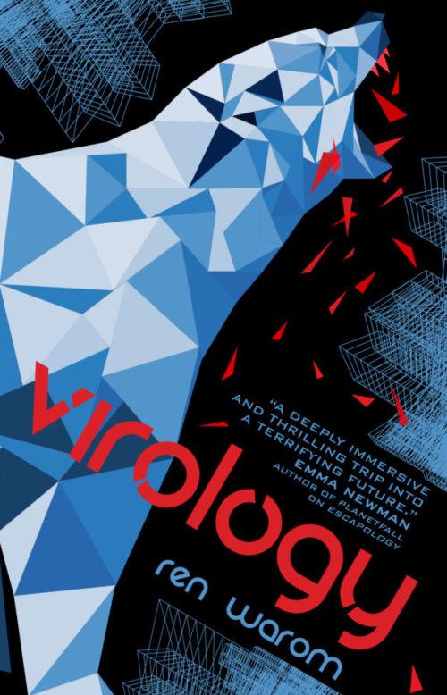 virology, titan books