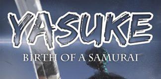 Yasuke Comic Book, Yasuke Comic Cover