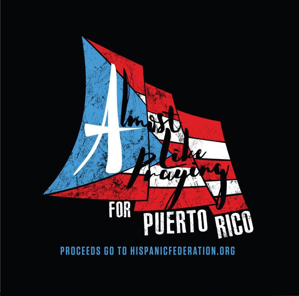 Hurricane Relief Song Almost Like Praying, Lin-Manuel Miranda