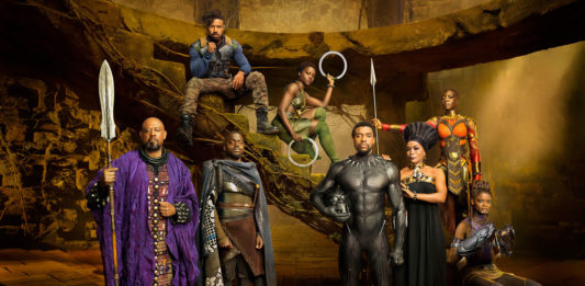 Black Panther Style