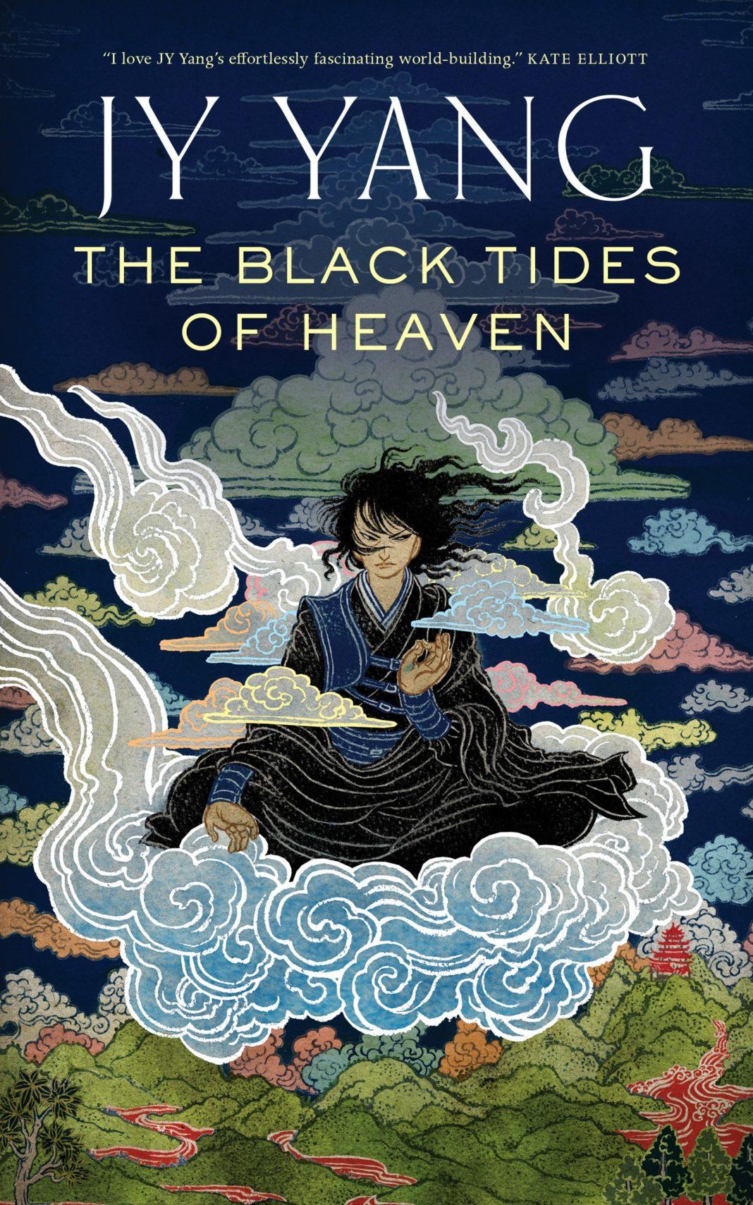 Tensorate Series, Black Tides of Heaven, Jy Yang