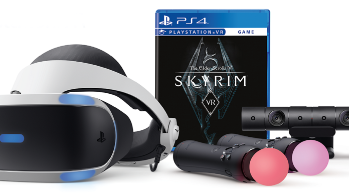 PlayStation VR The Elder Scrolls V: Skyrim Bundle