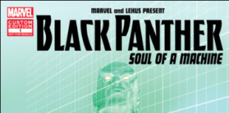 Fabian Nicieza, Black Panther, Soul of a Machine