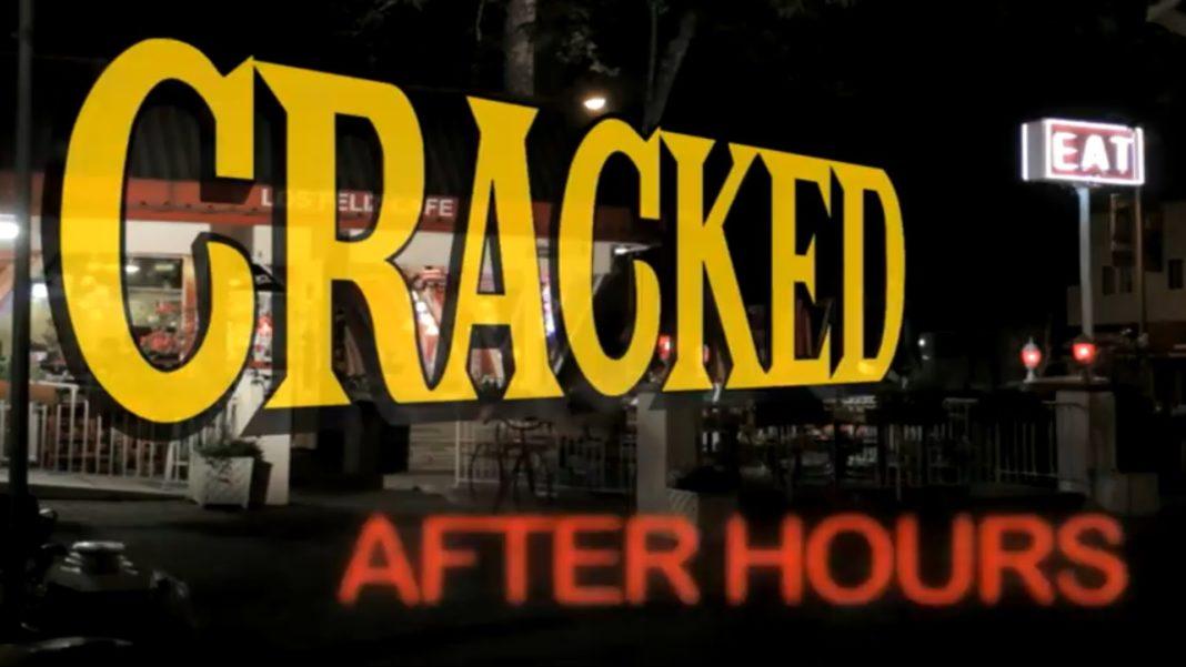 cracked, cracked, cracked