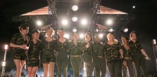Pitch Perfect 3, Pitch Perfect, Singing, A Cappella, Anna Kendrick, Rebel Wilson, Ester Dean, Universal Pictures, Christmas