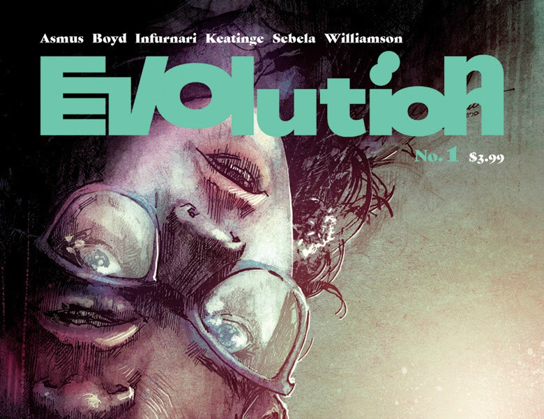 'Evolution' Issue 1