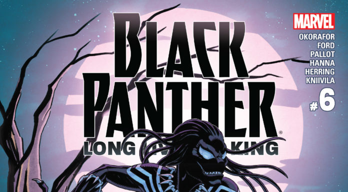 Long Live the King, Black Panther