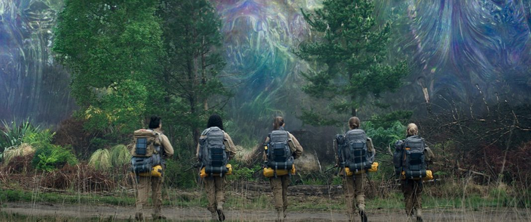 Review Film Annihilation