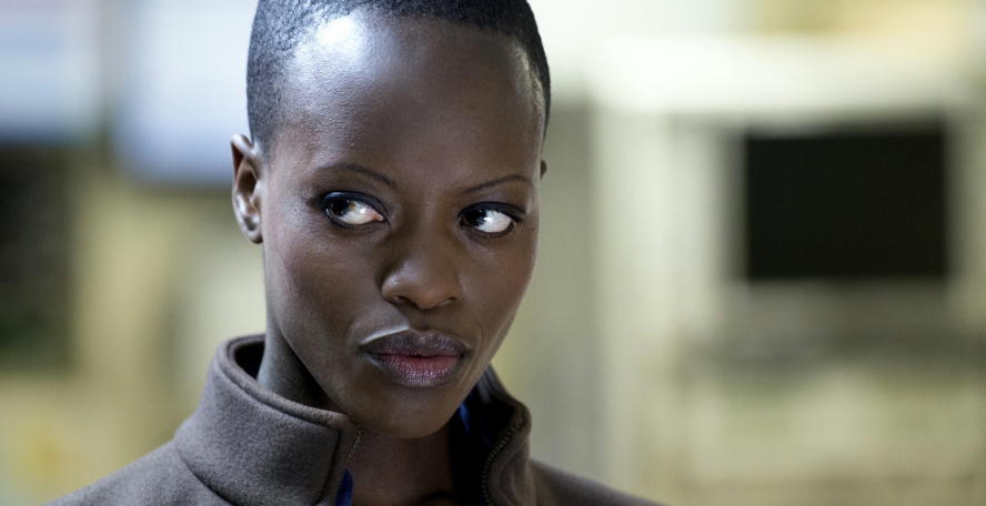 Florence Kasumba, Black Panther, Marvel Entertainment