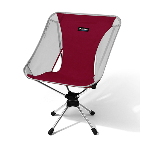 Awesome Details About Big Agnes 2 Swivel Chair Rhubarb Red Hschairrb18 Ibusinesslaw Wood Chair Design Ideas Ibusinesslaworg